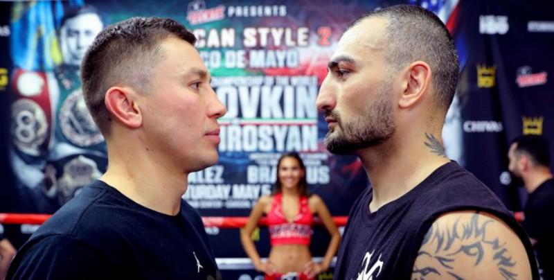 Golovkin dice que pelear ante 'Canelo' es su prioridad para septiembre