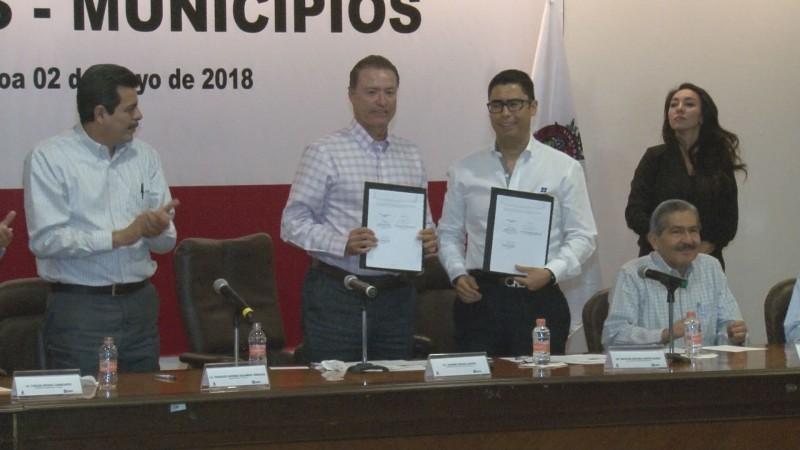 Gobierno de Sinaloa crea un nuevo organismo de recaudación