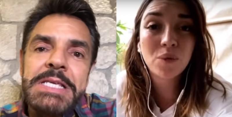 #Video Eugenio Derbez vuelve a regañar a Bibi Peluche