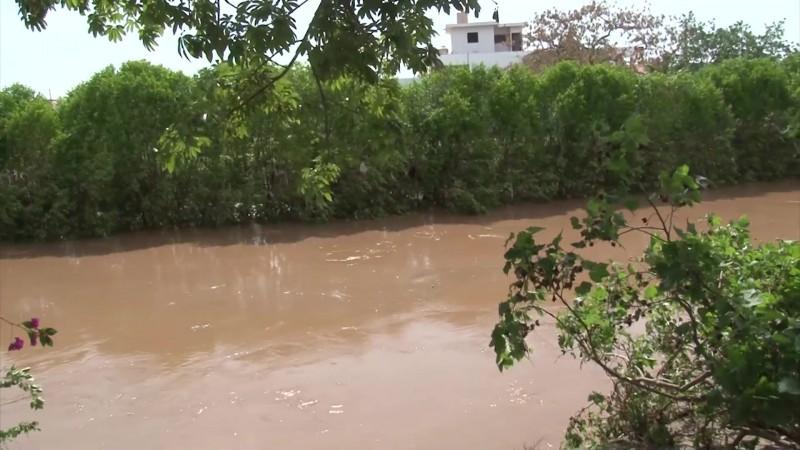 Se revestirá el Arroyo Jabalines, anuncia el Gobernador
