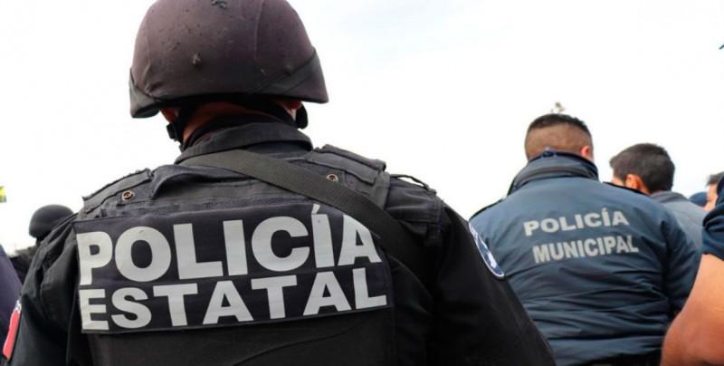 Policía Estatal asume seguridad en San Martín Texmelucan