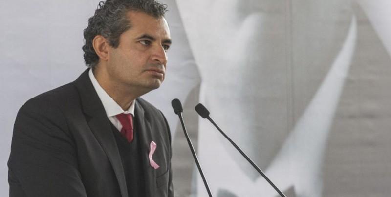 Enrique Ochoa deja la dirigencia del PRI