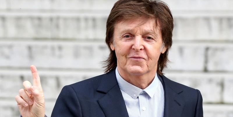 Paul McCartney dona al V&A fotografías tomadas por Linda Eastman