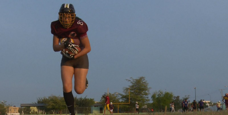Conoce a Jessica Torres Jugadora de Redskins de Mazatlán