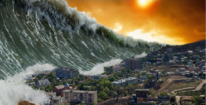 ¿Sabes qué hacer en caso de un tsunami?