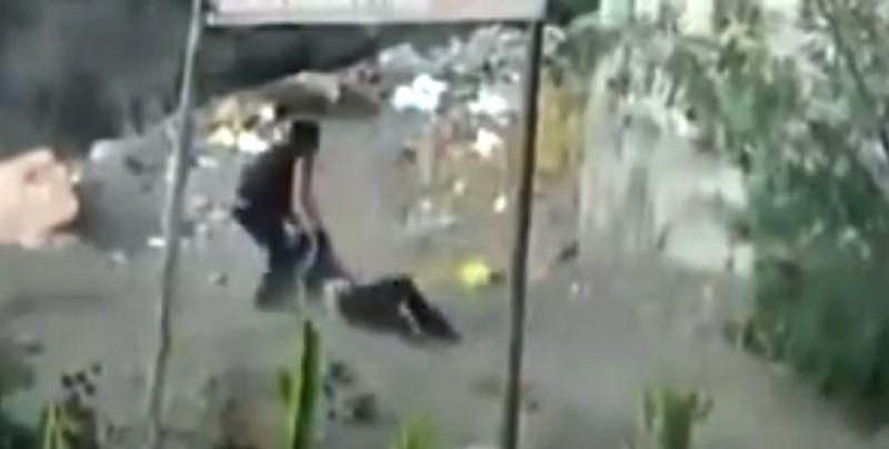 Mujer cacha a su esposo con la amante y esto fue lo que pasó