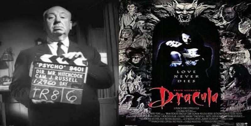 Psicosis  y Drácula, el cine de este viernes