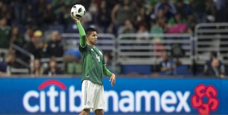 México jugará con Dinamarca su último partido de preparación para el Mundial