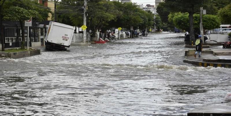 Las lluvias en Colombia dejan 15 muertos y 3.371 familias afectadas