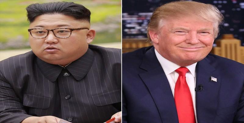 """Trump anuncia que ya existe """"un lugar y una fecha"""" para el encuentro con Kim"""