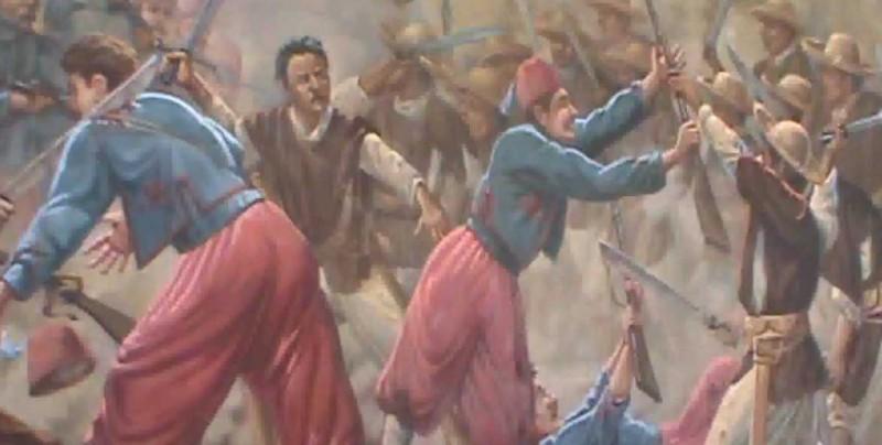 La batalla del Cerro del Borrego y la siesta que terminó en tragedia