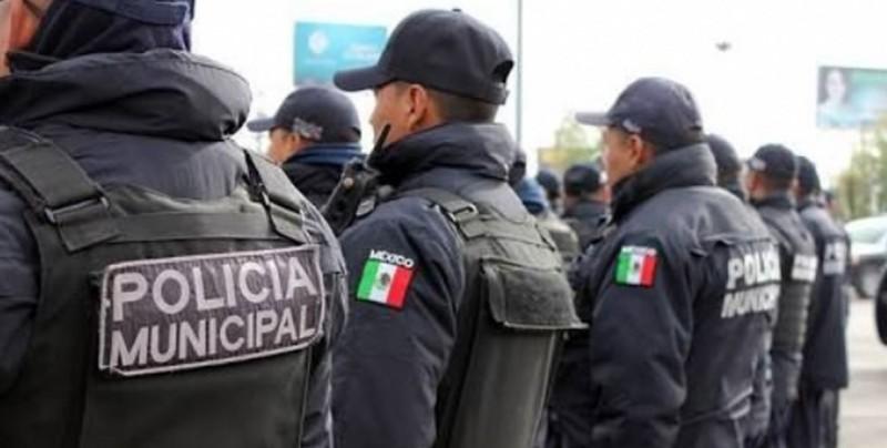 Detienen a 113 falsos policías en el centro de México