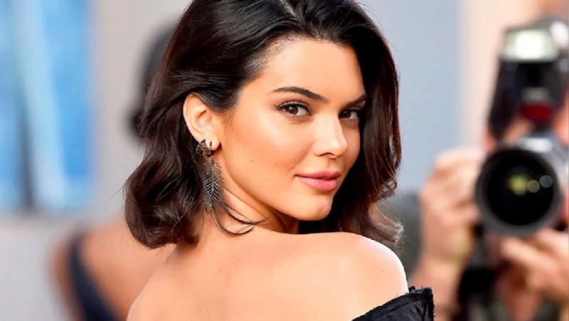 La nueva tendencia: los pezones de Kendall Jenner