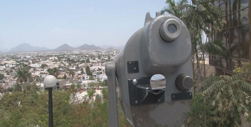 Mirador de La Lomita, buena opción para apreciar la ciudad