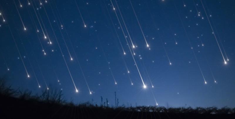 En estos días la lluvia de meteoros alcanzará su máxima fuerza
