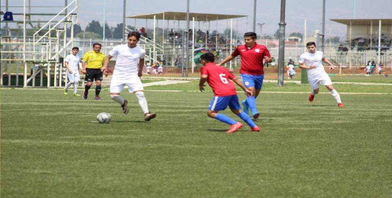 La UAS se mete a la pelea en el Futbol Varonil en la Universiada de Toluca