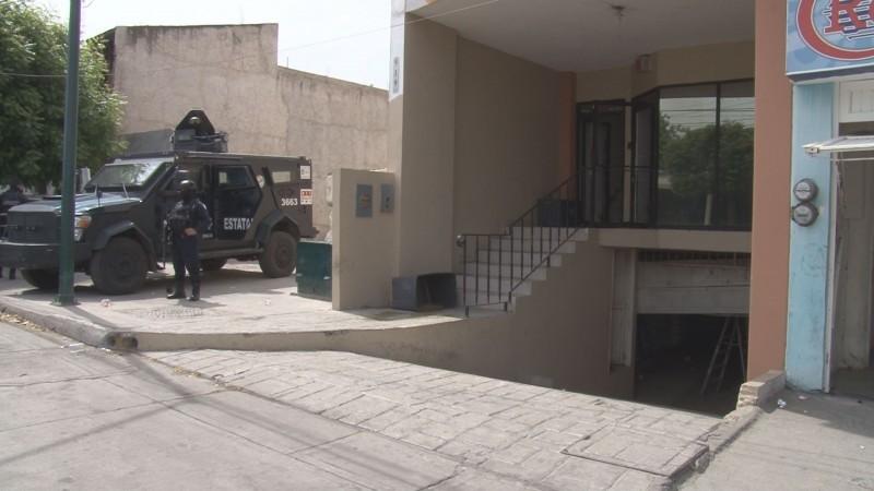 Elementos de la PEP localizan almacen de droga en Culiacán