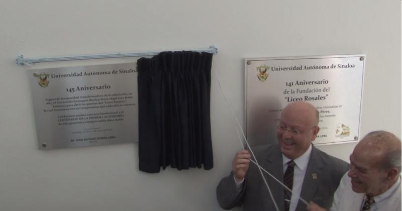 Celebra UAS su 145 aniversario