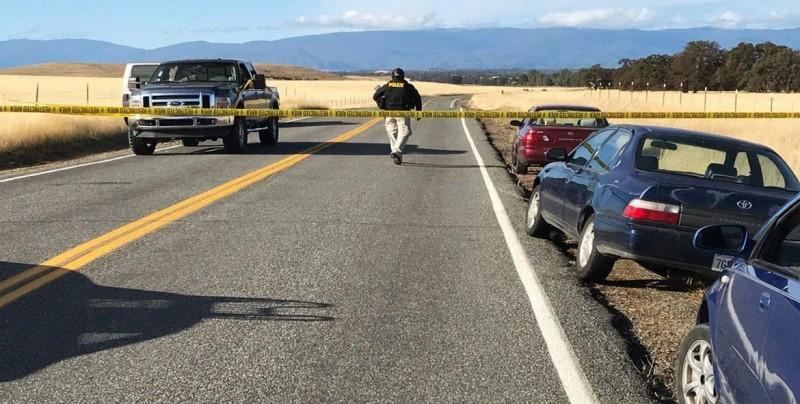 Joven que disparó en autopista de EEUU admiraba a autor de matanza en escuela