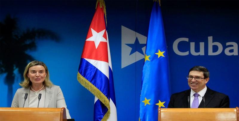 UE y Cuba celebrarán su primera cumbre ministerial en Bruselas el 15 de mayo