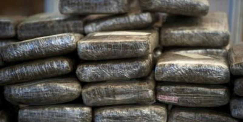 Policía colombiana incauta 3,5 toneladas de marihuana en el suroeste del país