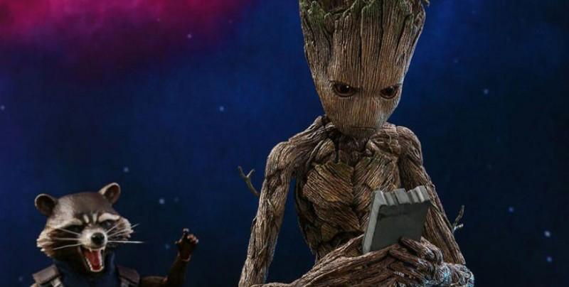 Revelan qué dijo Groot en ESA última escena