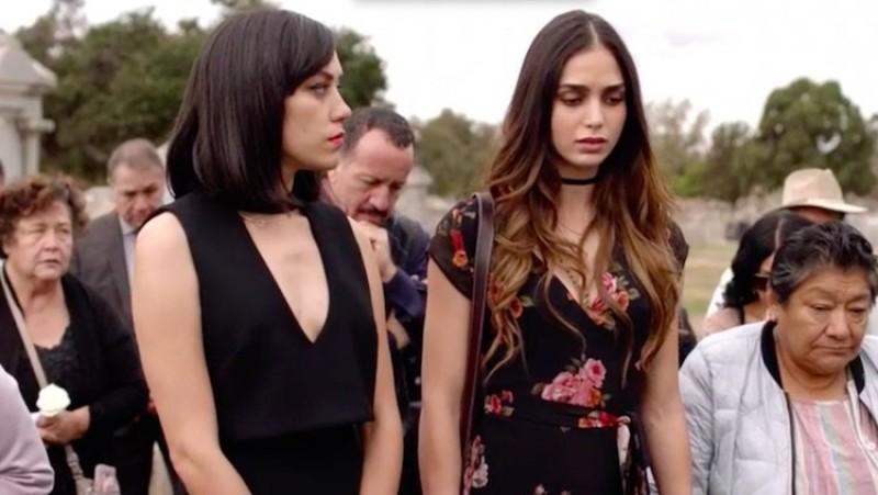 Melissa Barrera estrenó serie en EEUU