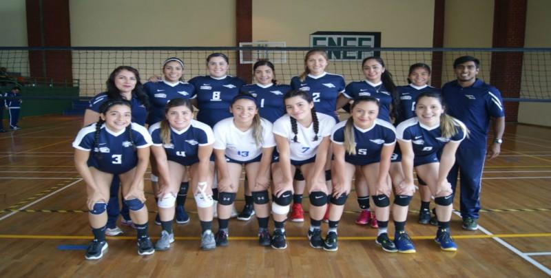 La UAS avanza a la Final en Volibol Femenil en la Universiada Nacional