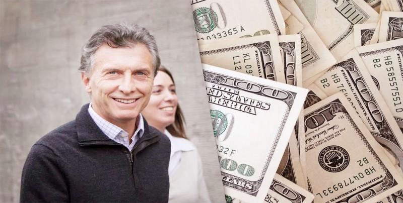 """Macri negocia con FMI acuerdo de """"apoyo"""" financiero para paliar alza de dólar"""