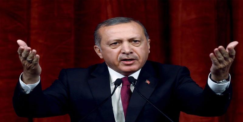Campaña turca en Twitter que pide la renuncia de Erdogan es tendencia mundial