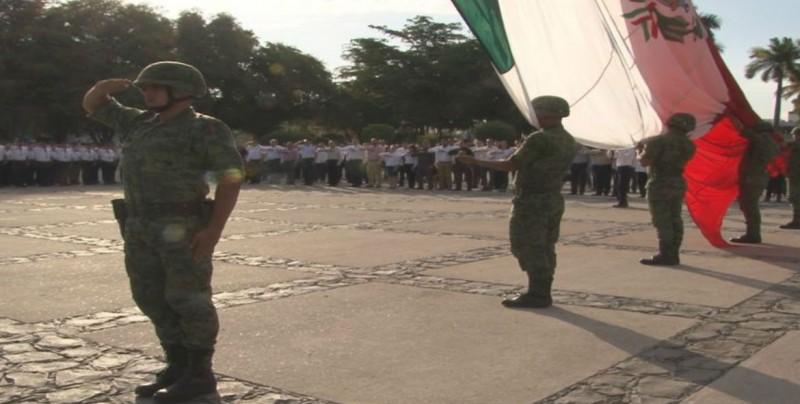 Conmemoraron en Tampico 265 aniversario del natalicio de Miguel Hidalgo