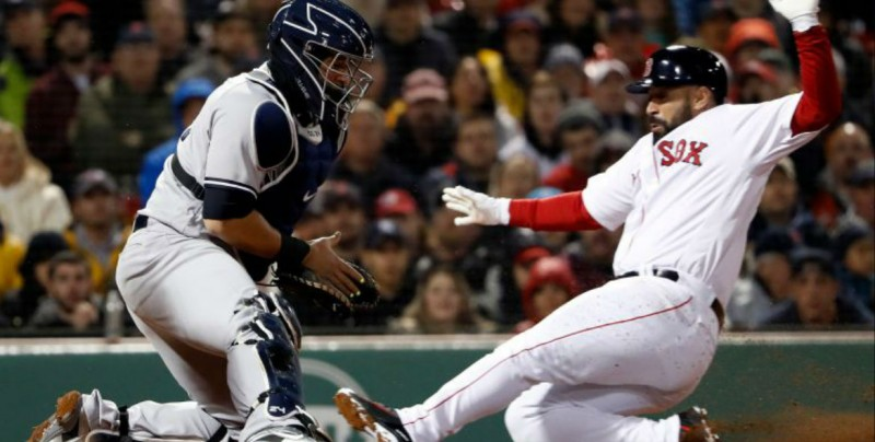 Boston y Yankees abren serie en Nueva York