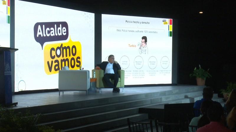 Presentan programa ALCALDE COMO VAMOS