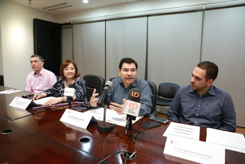 Promoverán a Sinaloa en China y Hong Kong