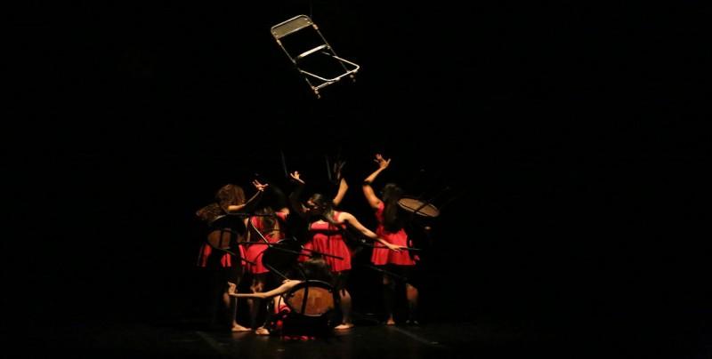 Egresan siete alumnas de la Licenciatura en Danza Contemporánea