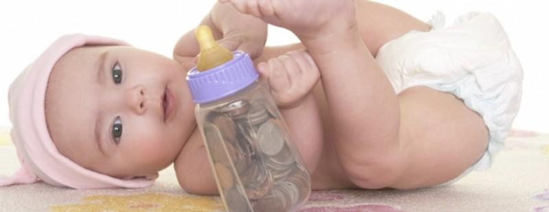 ¿Cuánto podría costar el nacimiento de tu primer bebé?