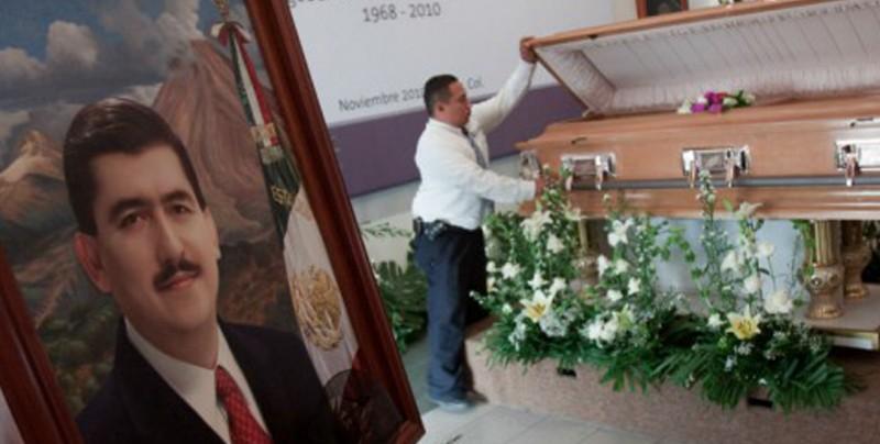 Detienen al autor intelectual del asesinato de exgobernador de Colima