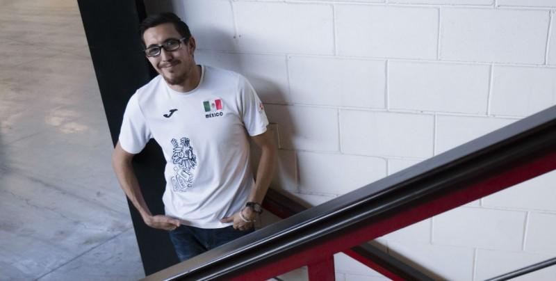 Jorge González sueña con los Juegos Paralímpicos 2020