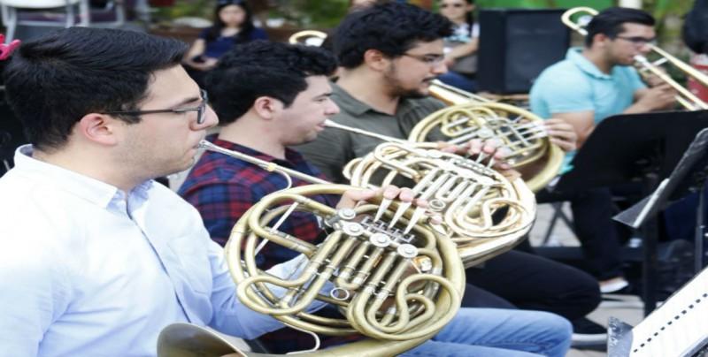 Poemas con La Banda Sinfónica Juvenil