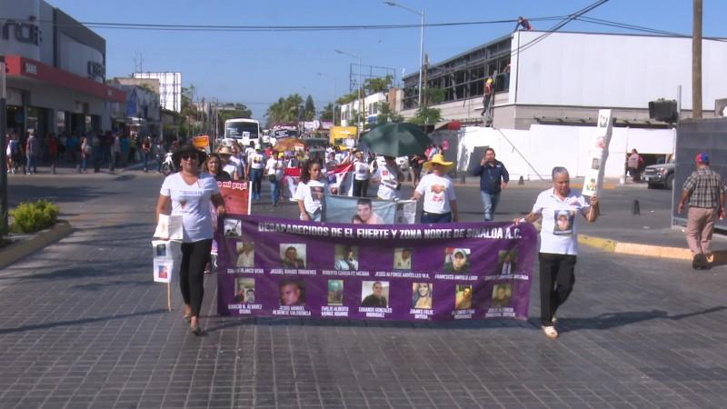 """""""Si la violencia no tiene madre, los desaparecidos si"""": Rastreadoras"""