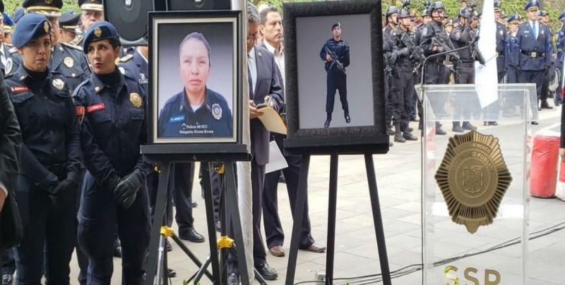 Dictan prisión preventiva a presuntos homicidas de Policía