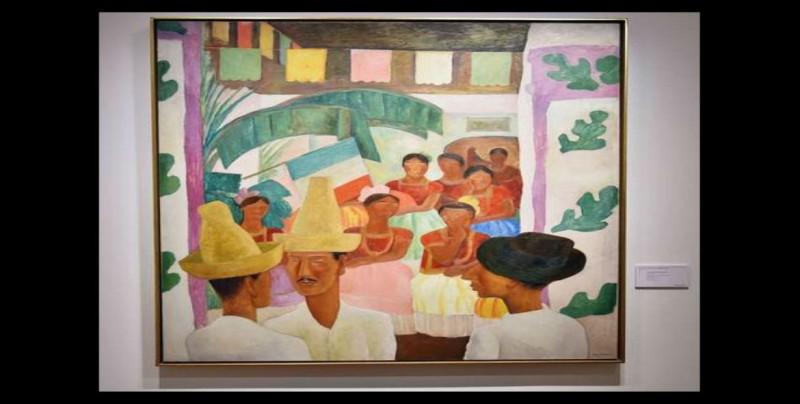 Récord en subasta para Diego Rivera