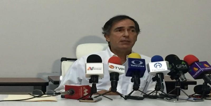 Messina rechaza hacer comentario por exoneración de Rafael Lizárraga Favela