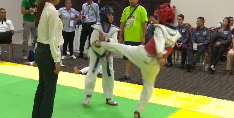 Más de 1,800 taekwondoines en el Regional de Mazatlán