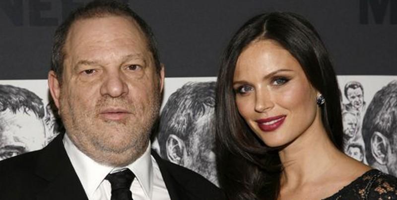 "Esposa del productor Weinstein admite haber sido ""terriblemente ingenua"""