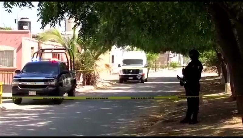 Investiga Vicefiscalía homicidios, no hay denuncias por extorisón