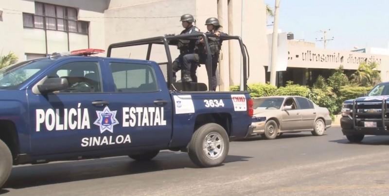 La seguridad se ha reforzado en Sinaloa para quitar los warning