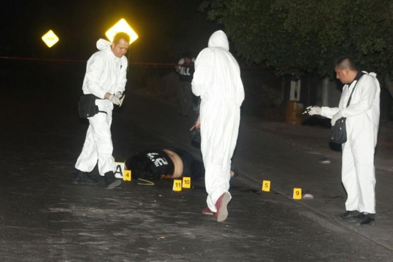 Asesinan a mujer en Navolato