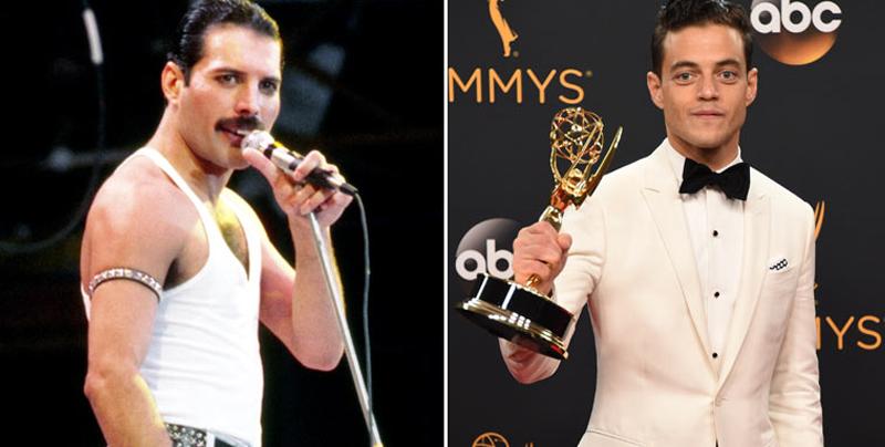 Primer vistazo de la esperada cinta biográfica de Freddie Mercury y Queen