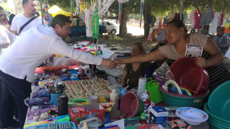 Billy Chapman inicia campaña por la presidencia municipal